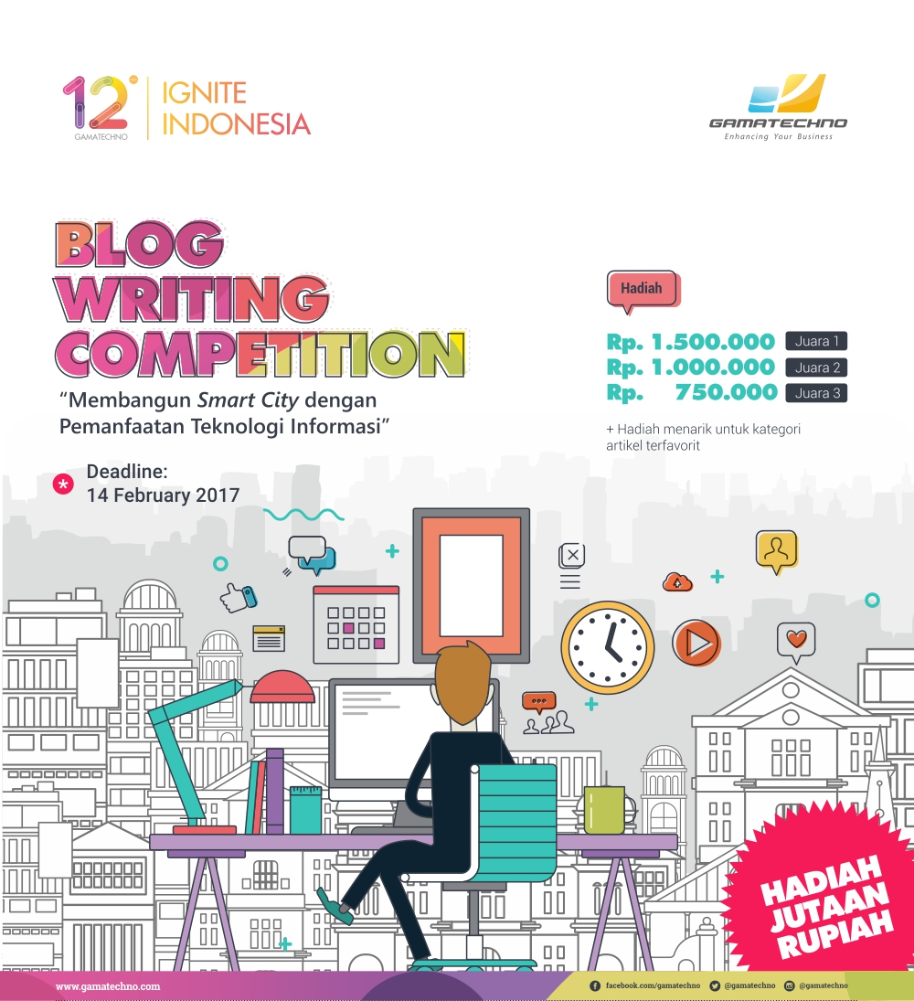 Gamatechno Blog Writing Competition