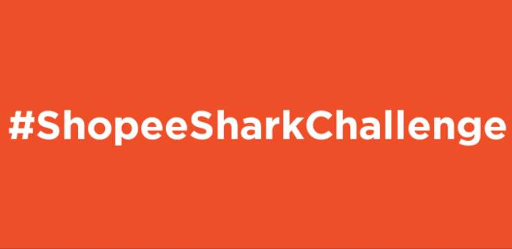 #ShopeeSharkChallenge