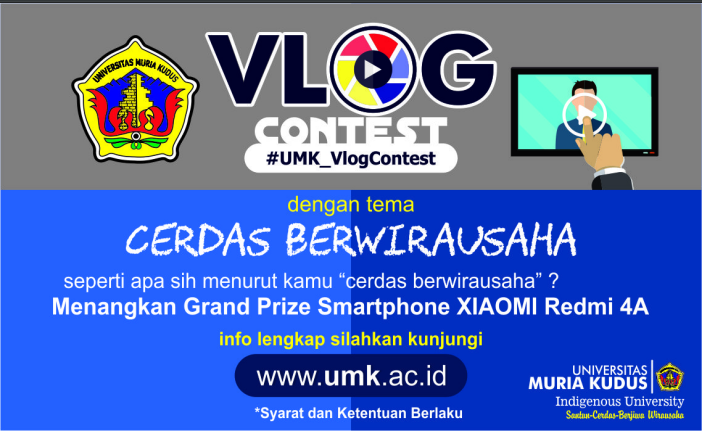 UMK VLOG Contest