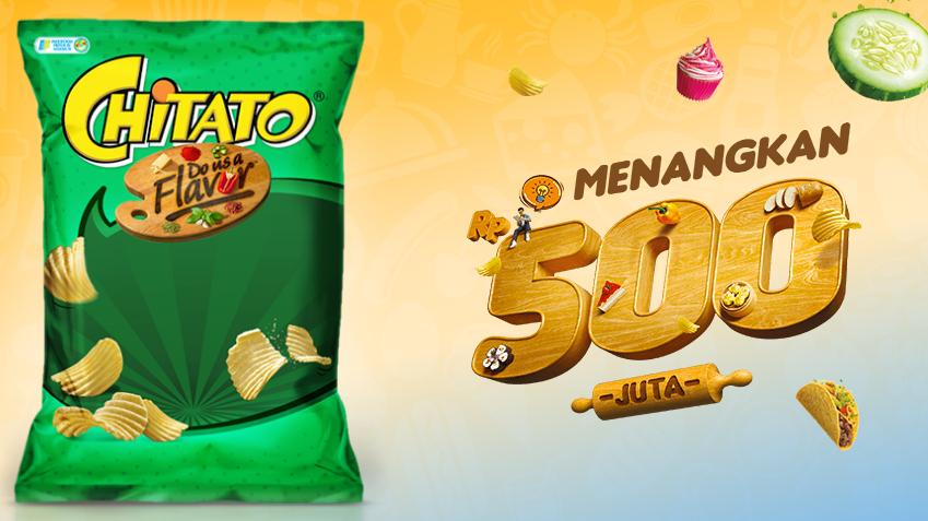 Menangkan Hadiah 500 Juta Rupiah dari Chitato