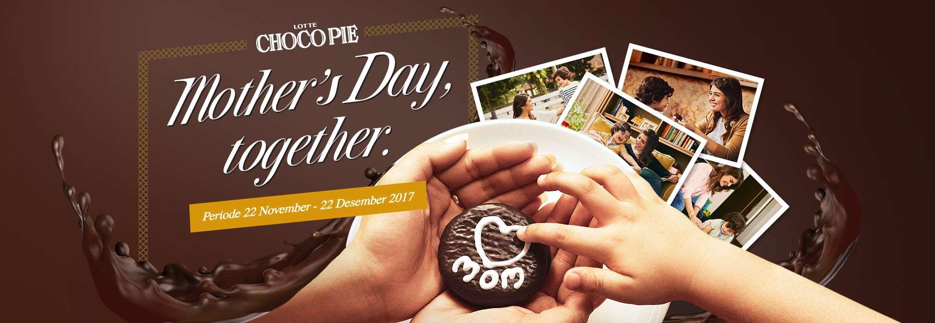 Photo & Story Contest Bersama Buah Hati dari Choco Pie
