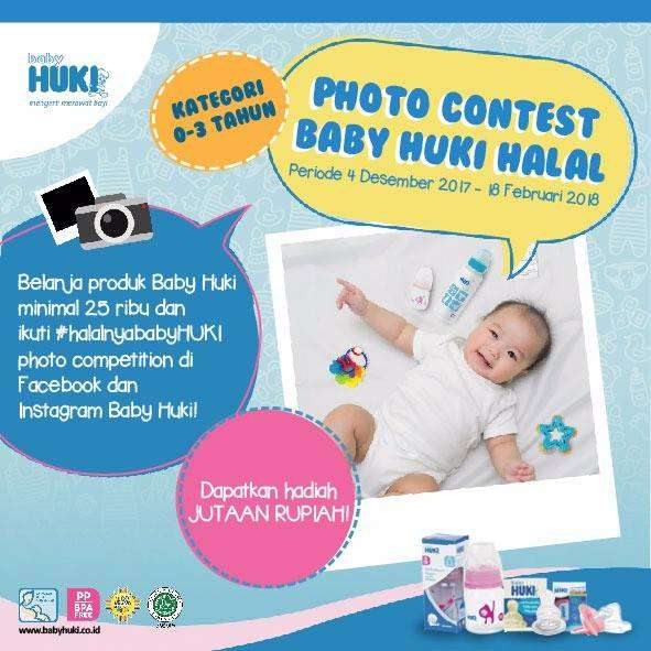 Photo Contest Baby Huki Halal