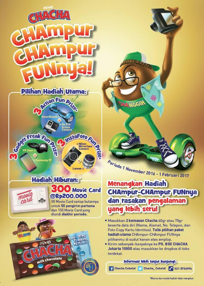 Chacha Champur Champur Funnnya