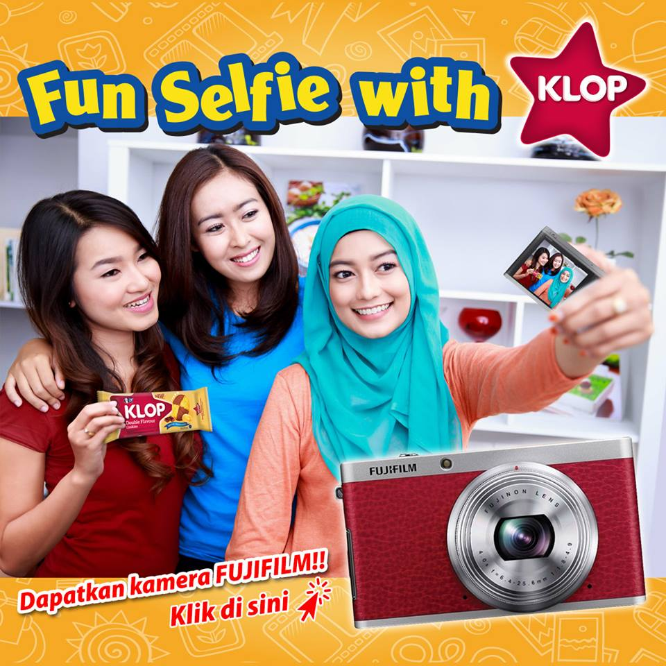 Fun Selfie With Klop