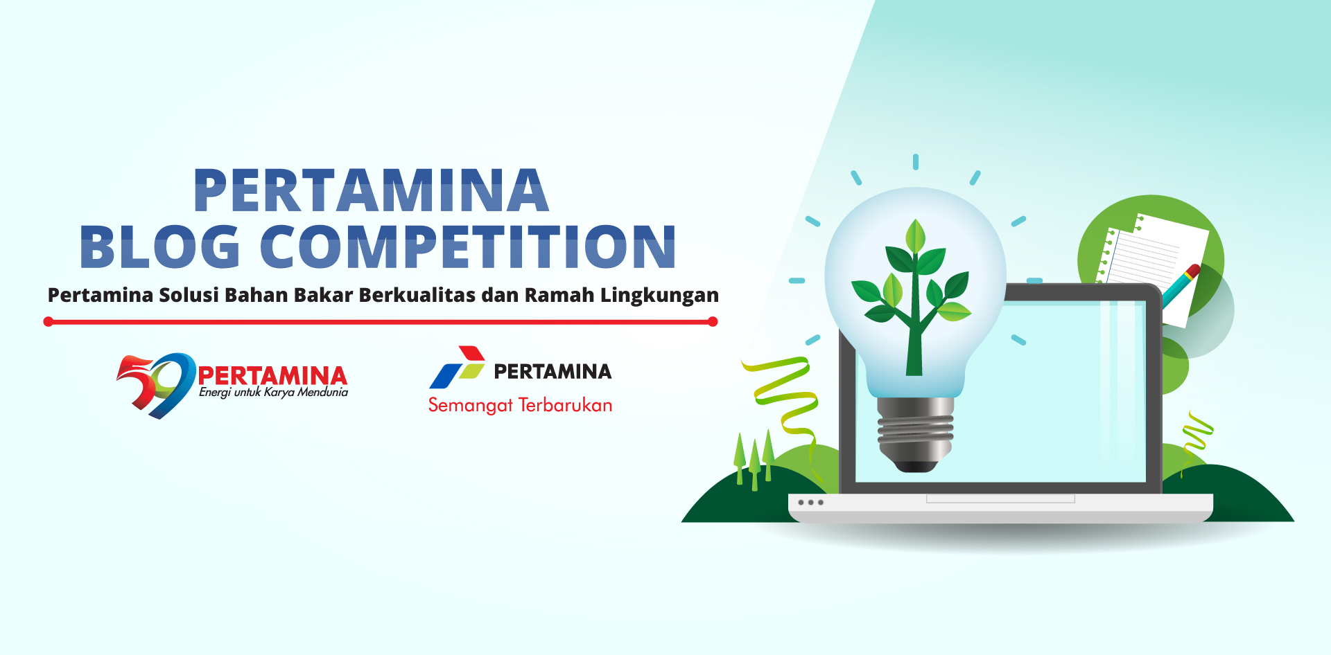 Lomba SEO Pertamina Blog Competition