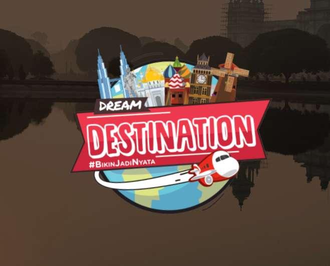 Dream Destination #BikinJadiNyata Hadiah Jalan-jalan ke India