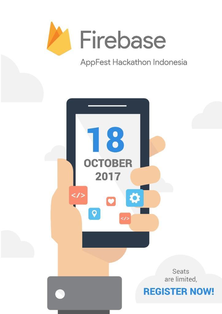 Google Firebase Appfest Hackathon Jakarta