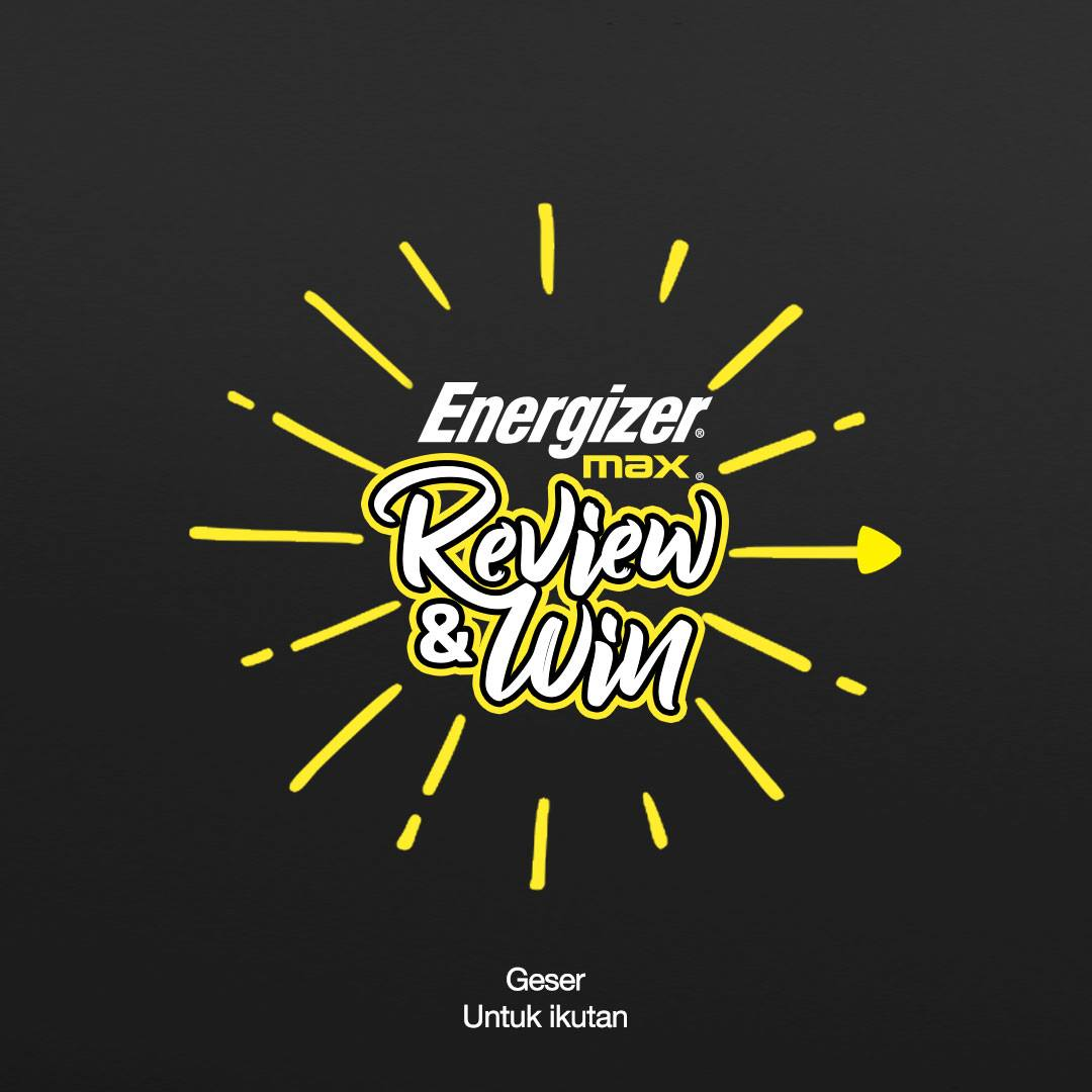 Energizer Max Review and Win