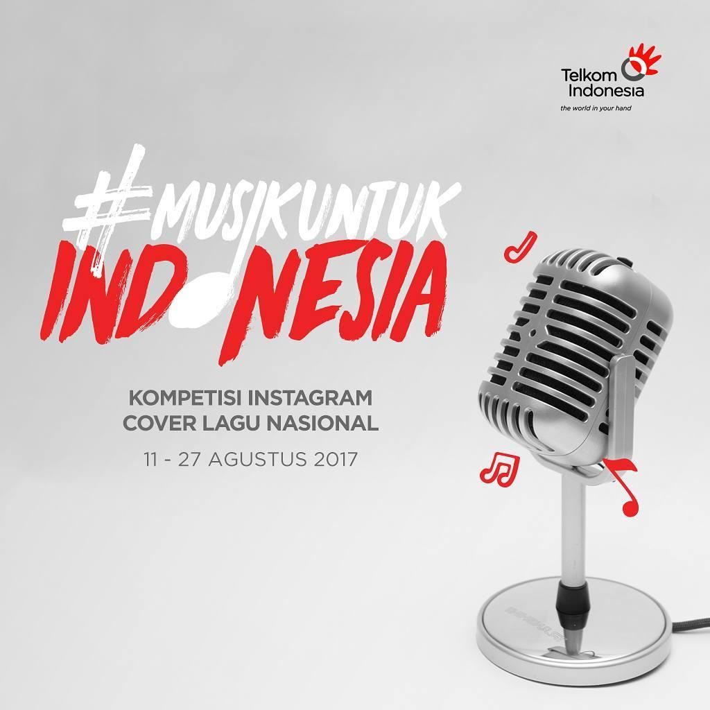 Kompetisi Instagram Cover Lagu Nasional