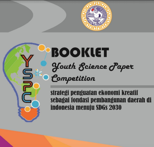 Booklet Youth Science Paper Competition