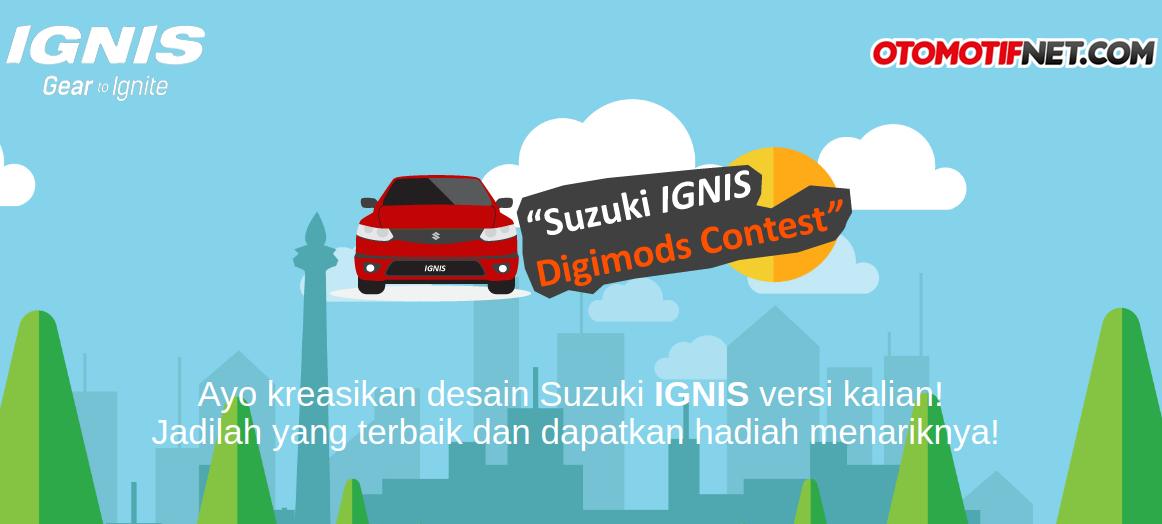 Suzuki Ignis Digimod Contest