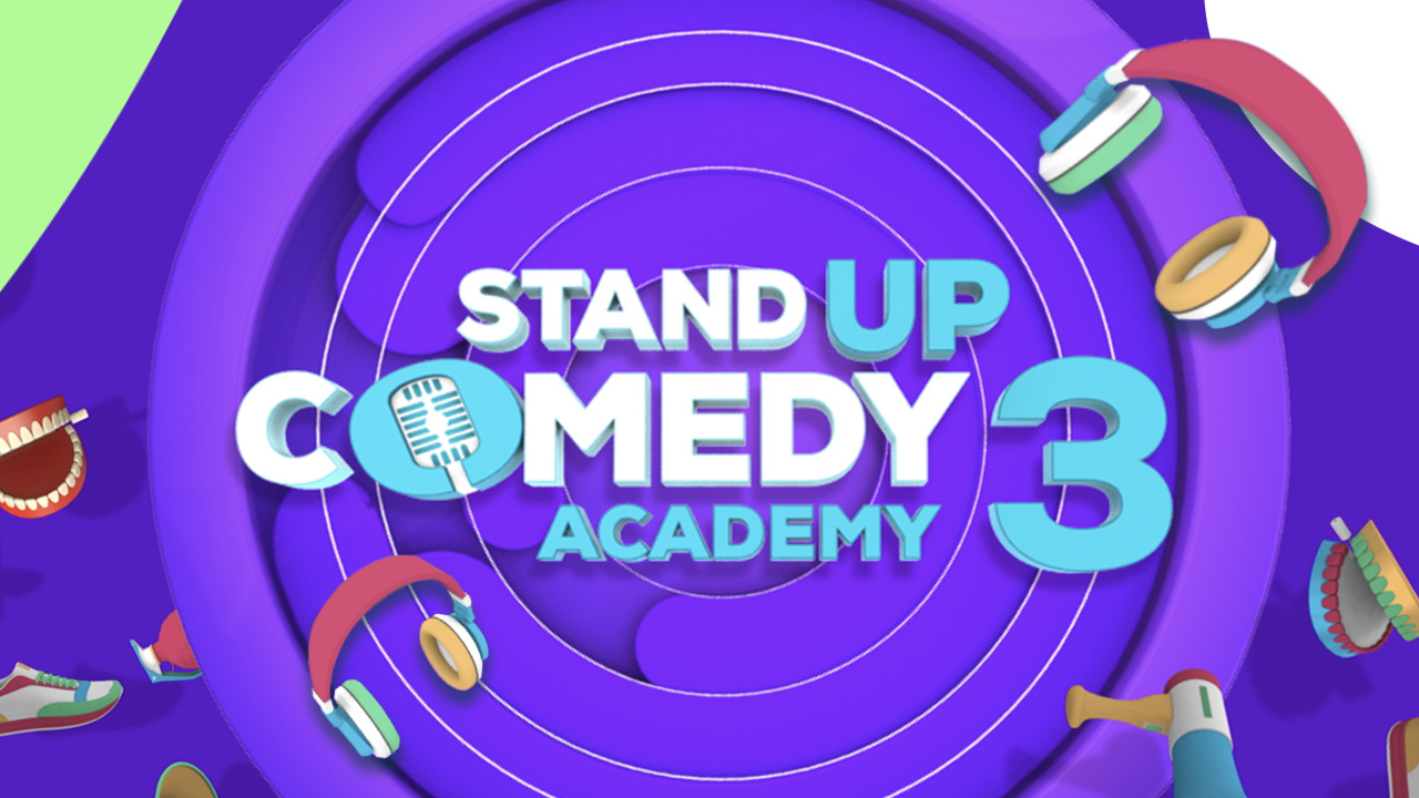 Stand Up Comedy Academy 3 dari Indosiar