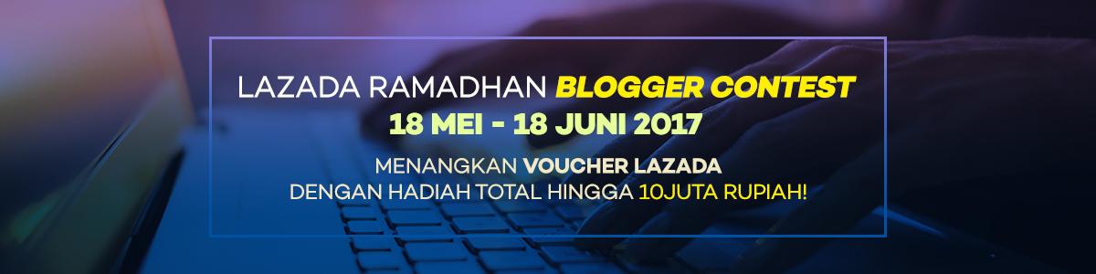 Lazada Ramadhan Blogger Contest 2017