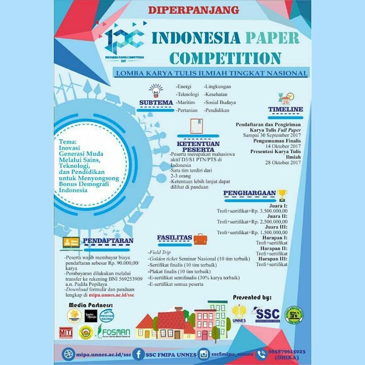 Indonesia Paper Competition