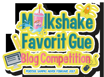 Milkshake Favorit Gue Blog Competition dari Pop Ice