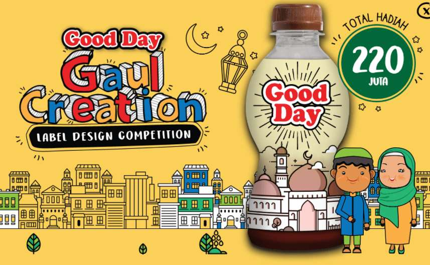 Good Day Gaul Creation Label Design Competition