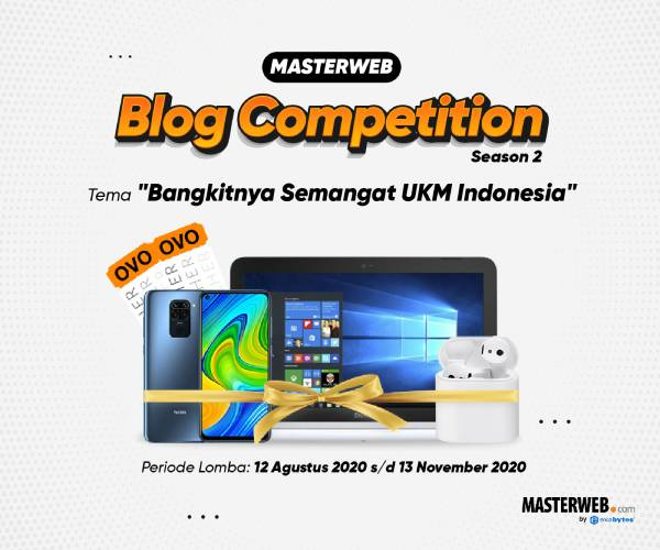 Masterweb Blog Competition Season 2