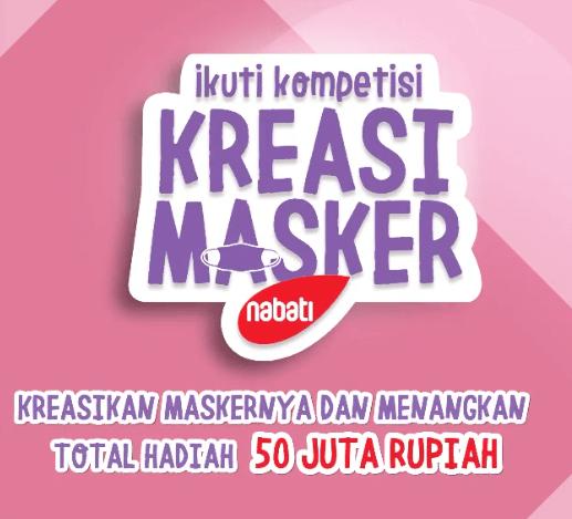 Kompetisi Kreasi Masker Nabati