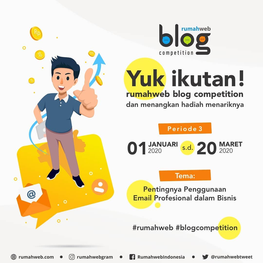 Rumah Web Blog Competition Periode 3