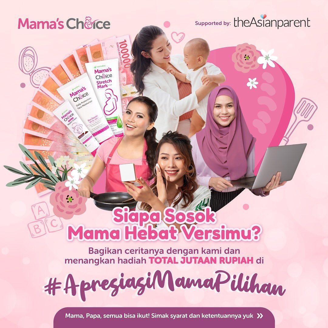 Apresiasi Mama Pilihan dari Mamas Choice Id