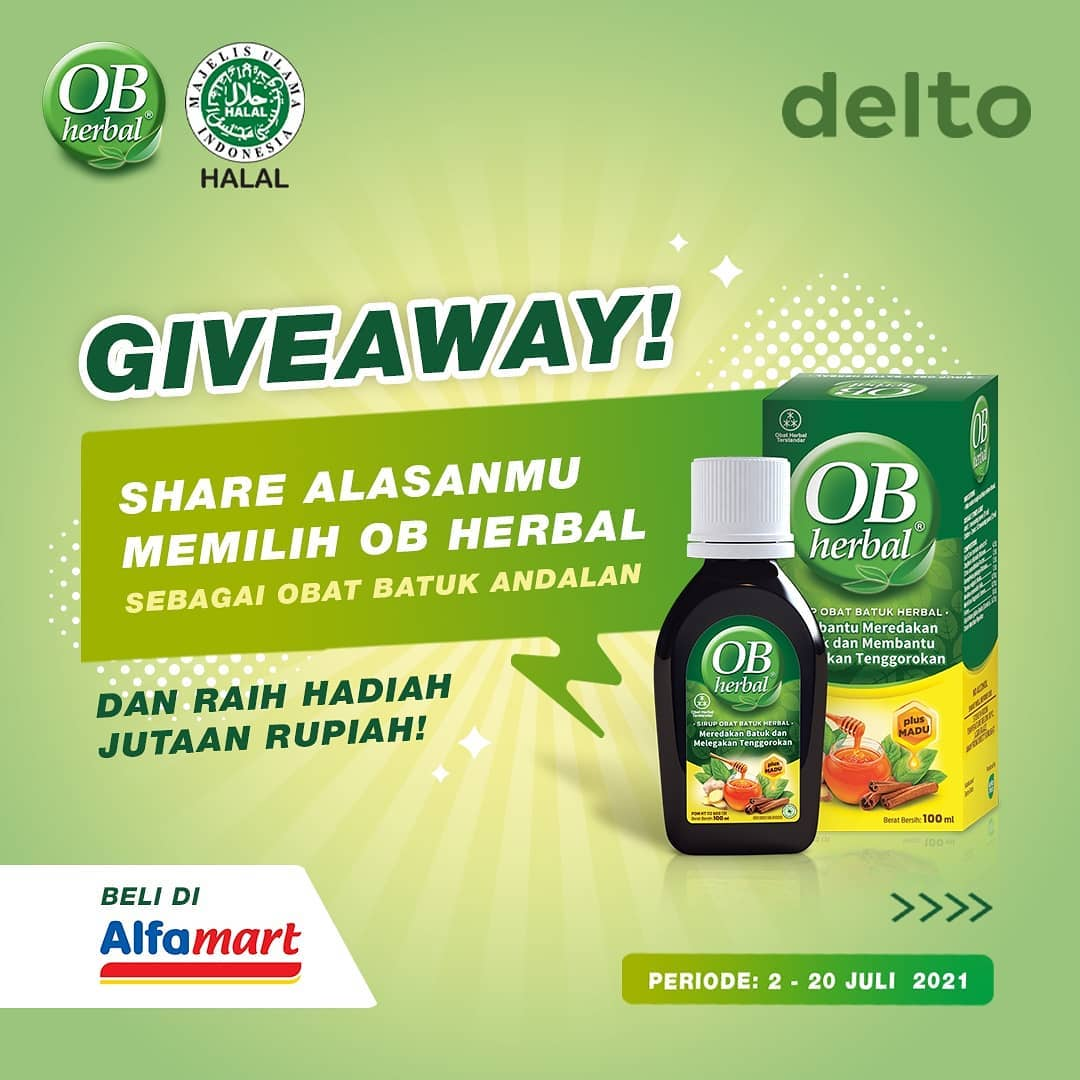 Photo Competition dari OB Herbal Raih Hadiah Jutaan Rupiah