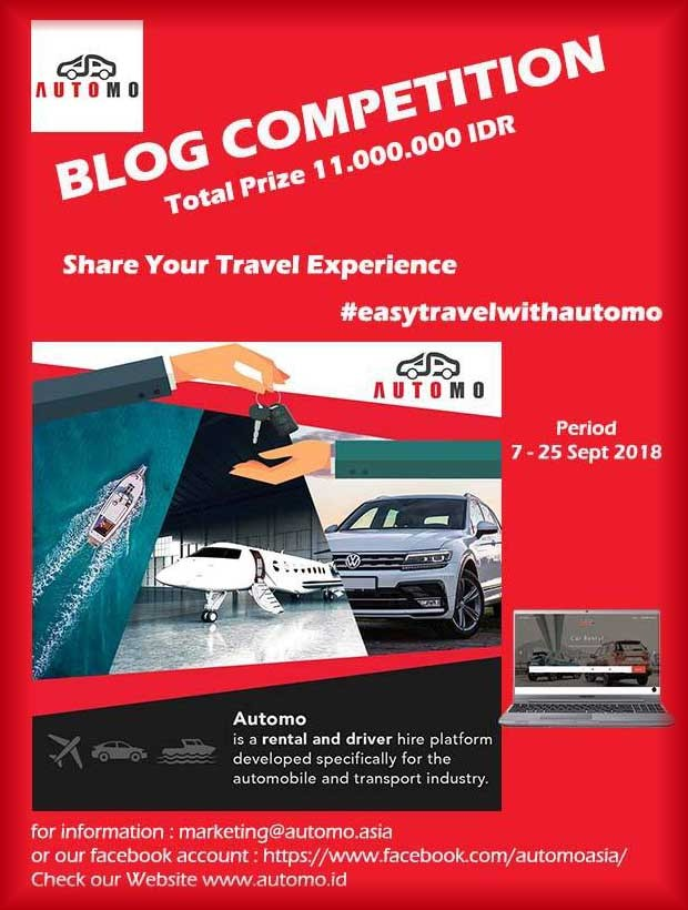 Automo Blog Competition 2018