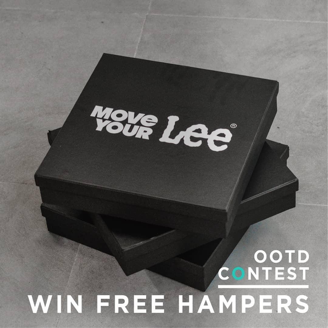 Kontes OOTD dan Menangkan Free Hampers