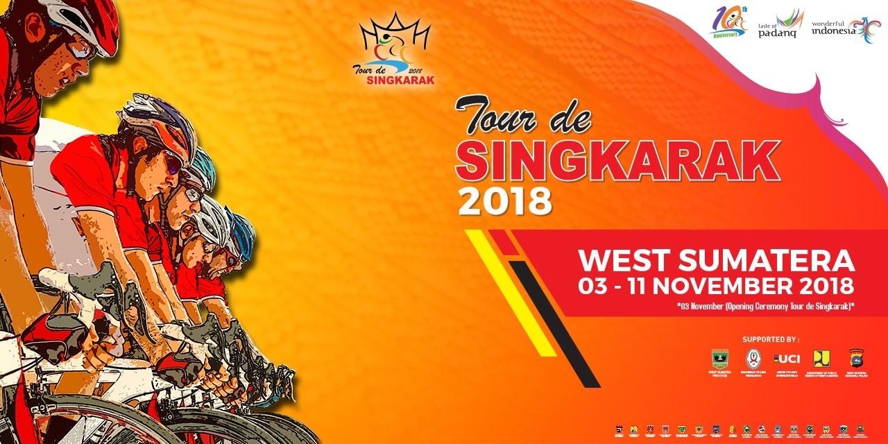 Kompetisi Foto di Tour de Singkarak 2018