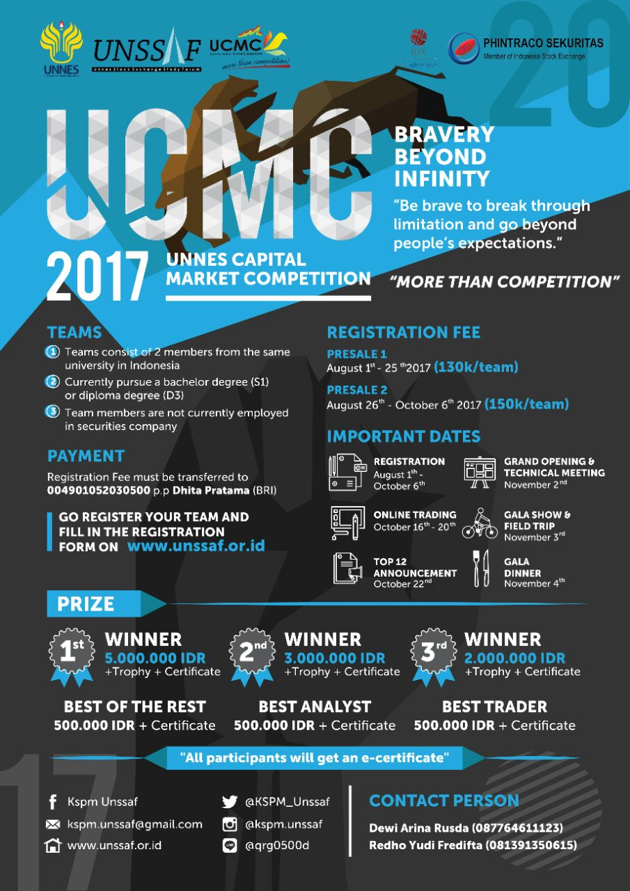 Unnes Capital Market Competition 2017
