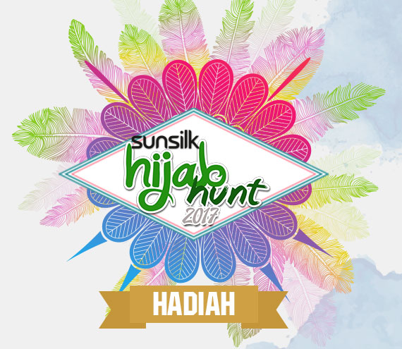 Sunsilk Hijab Hunt 2017