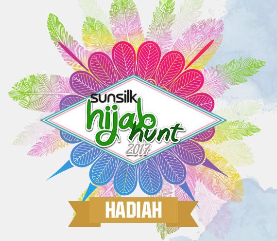 Sunsilk Hijab Hunt 2017