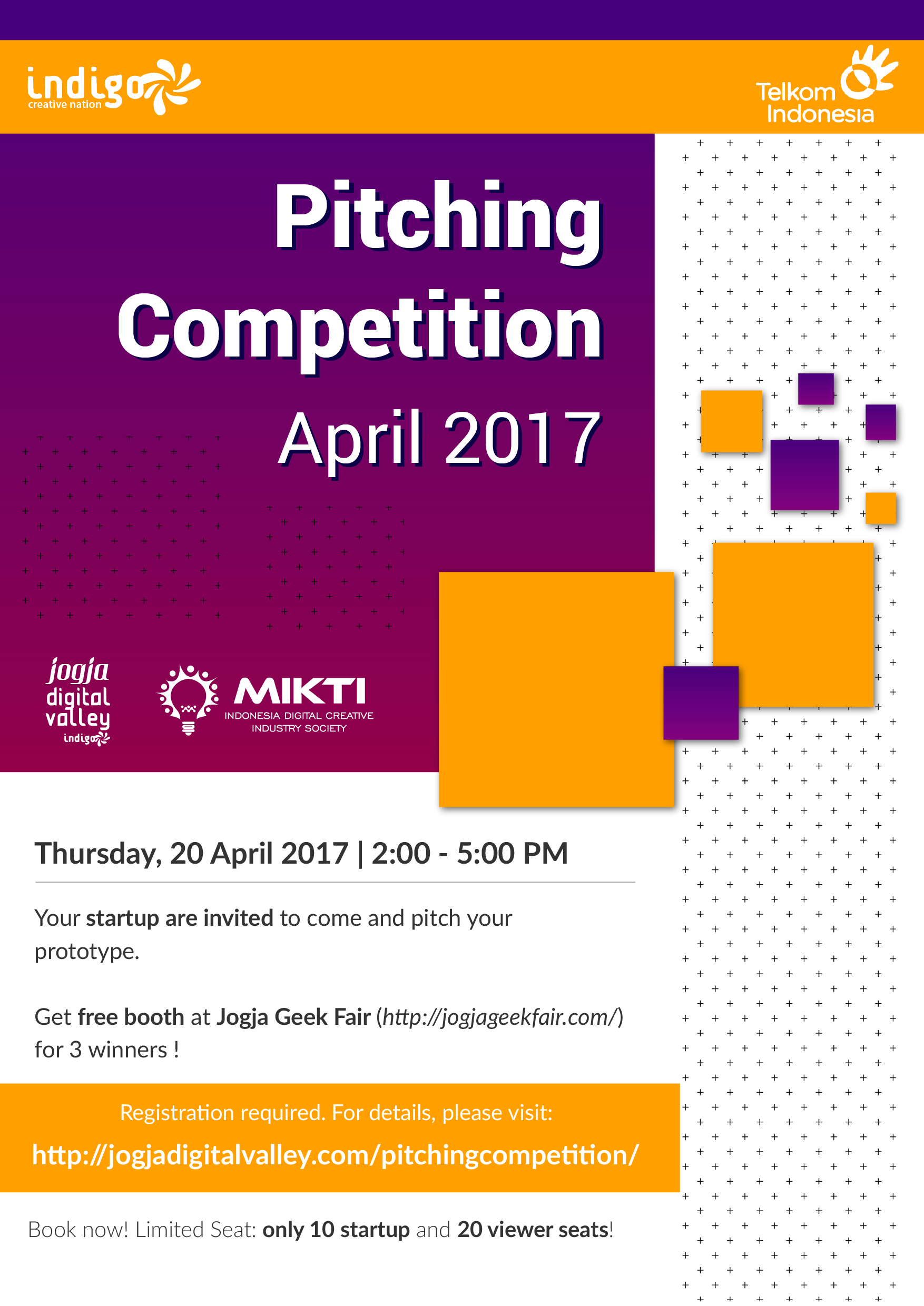 Jogja Digital Valley Pitching Competition 2017