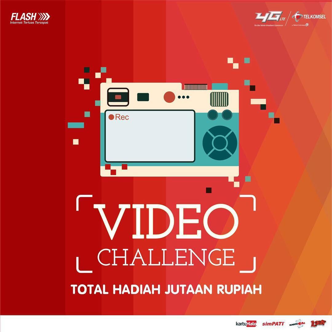 Video ChallengeGanti Kartu 4G dari Telkomsel