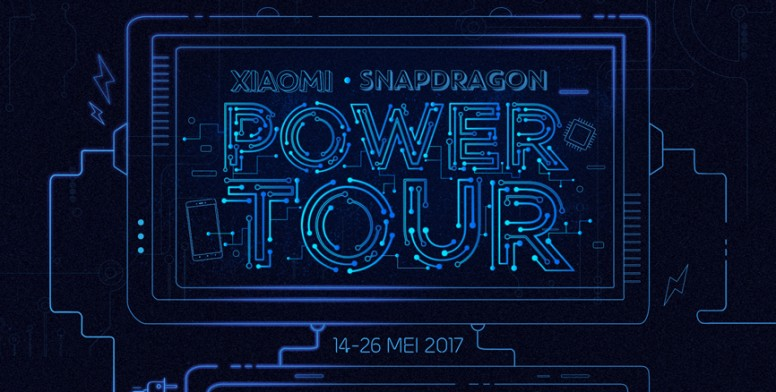 Xiaomi Snapdragon Power Tour Review Contest