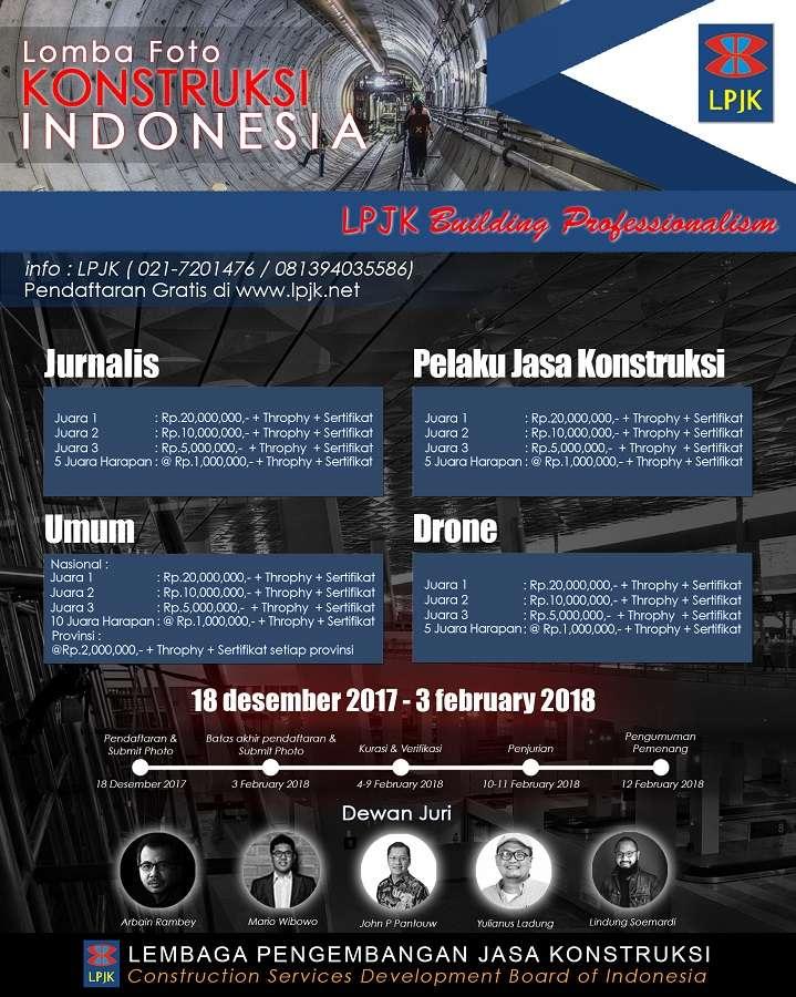 Lomba Foto Konstruksi Indonesia