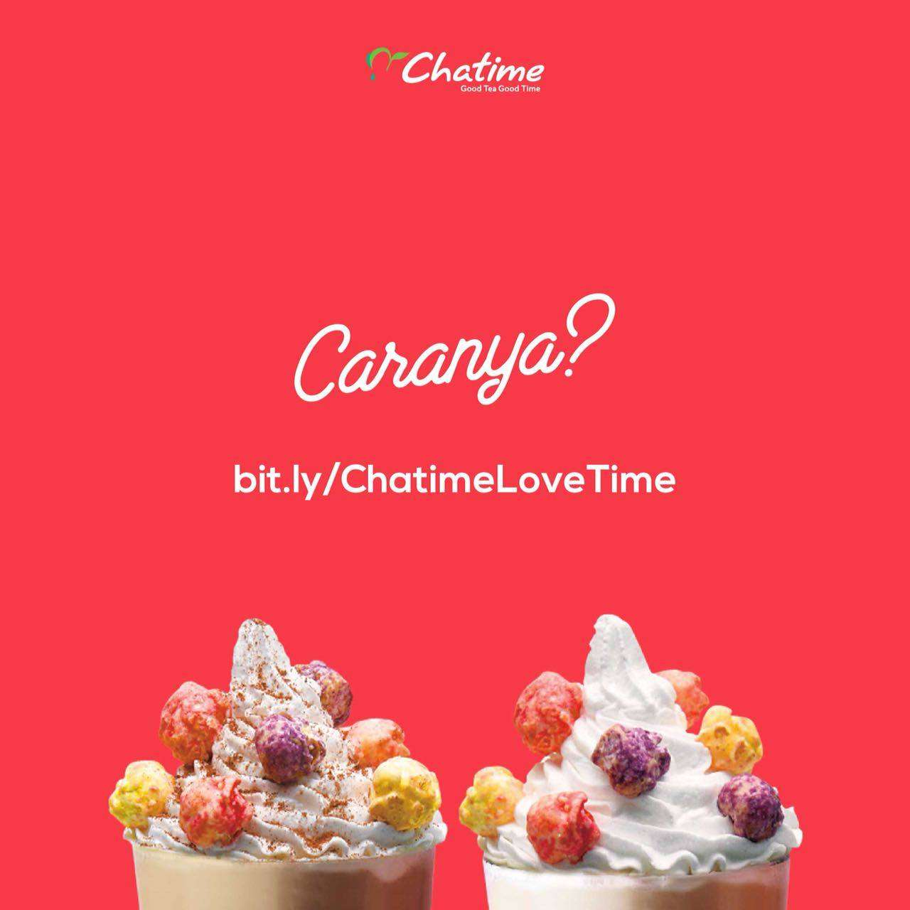 Kompetisi Foto #ChatimeLoveTime