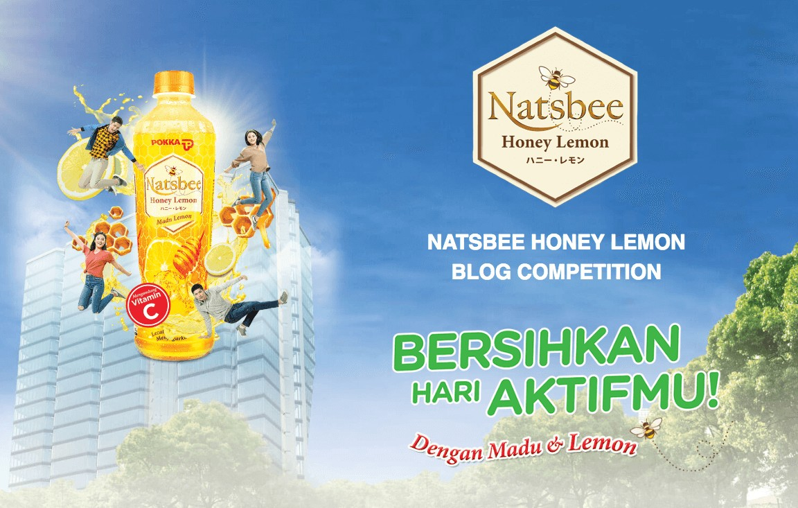 Natsbee Honey Lemon Blog Competition