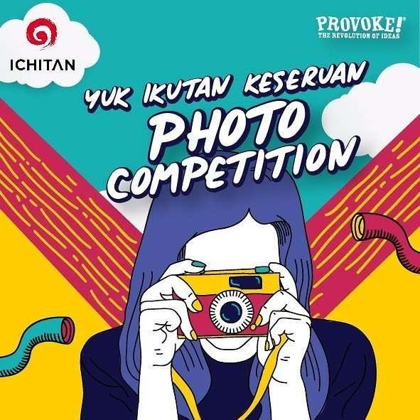 Ichitan Flatlay Photo Competition